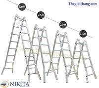 Thang nhôm khóa tự động Nikita NIKA 35